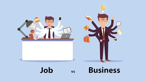 The Advantages of Doing Business Over A Job